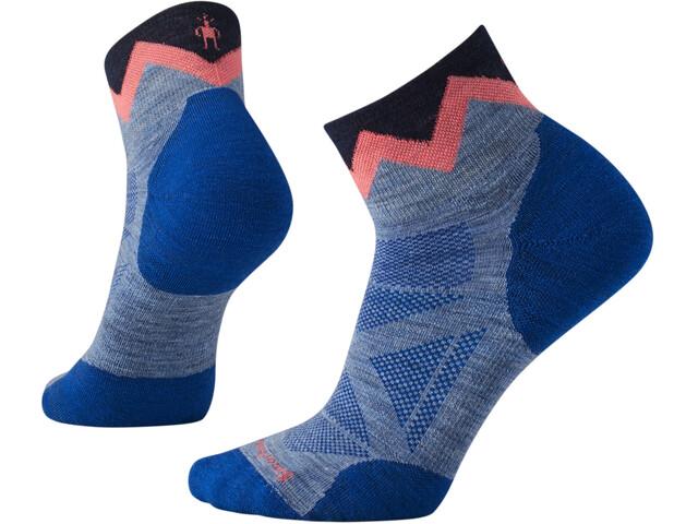 Smartwool W's PhD Outdoor Approach Mini Socks Blue Steel